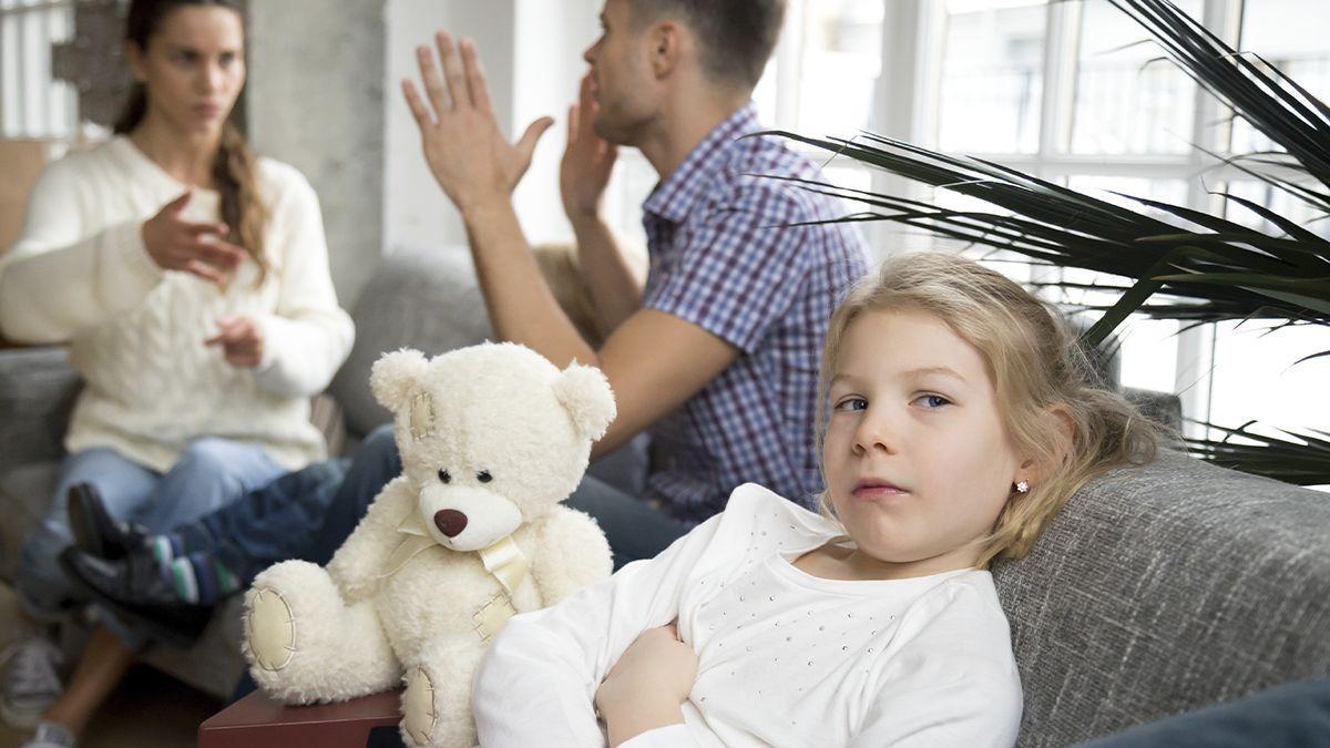 Cómo divorciarse sin perjudicar a los hijos.