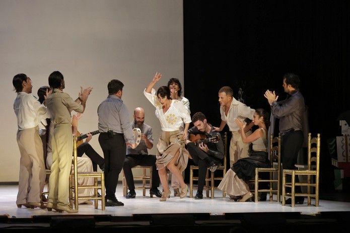 Fotos inauguración temporada 21/22 Teatro Cuyás