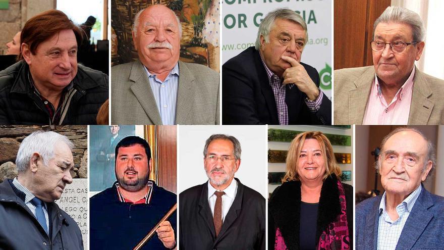 """Los """"Toni Cantó"""" de la política gallega"""