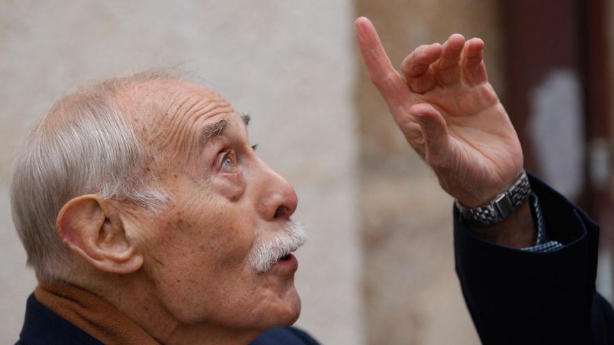 Ángel Fernández Benéitez | Con Jesús Hilario Tundidor