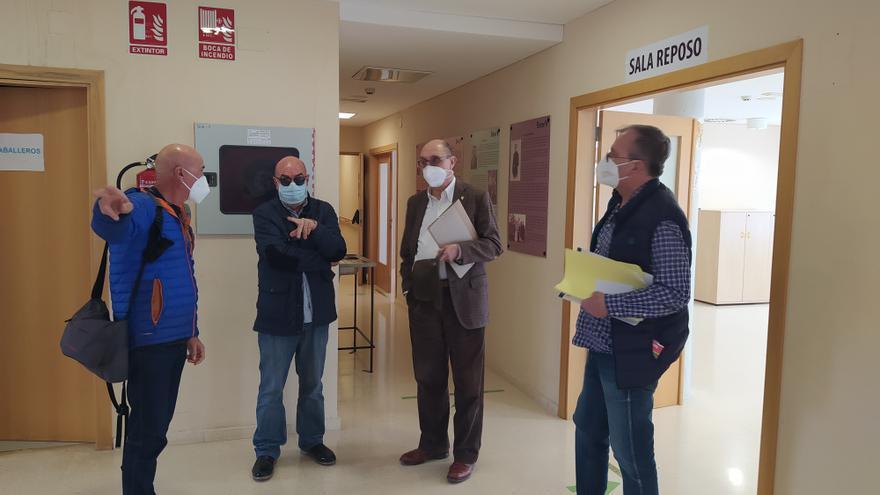 Bétera ofrece la Casa Nebot para la vacunación masiva