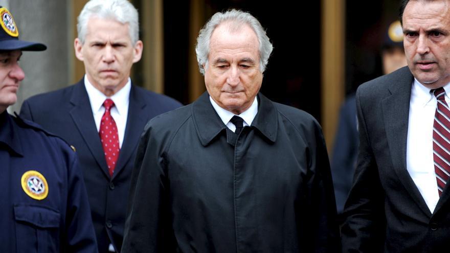 Muere Bernard Madoff, el mayor estafador piramidal de la historia