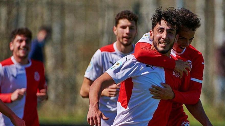 El Girona B jugarà la fase d'ascens amb un trist empat amb el Granollers