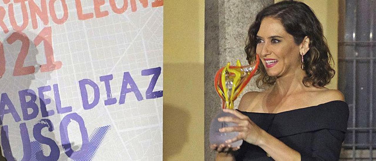 Isabel Díaz Ayuso provoca el pánico en el PP de Pablo Casado.