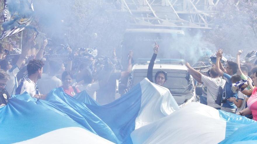 Hércules - Logroñés: Las imágenes del partido