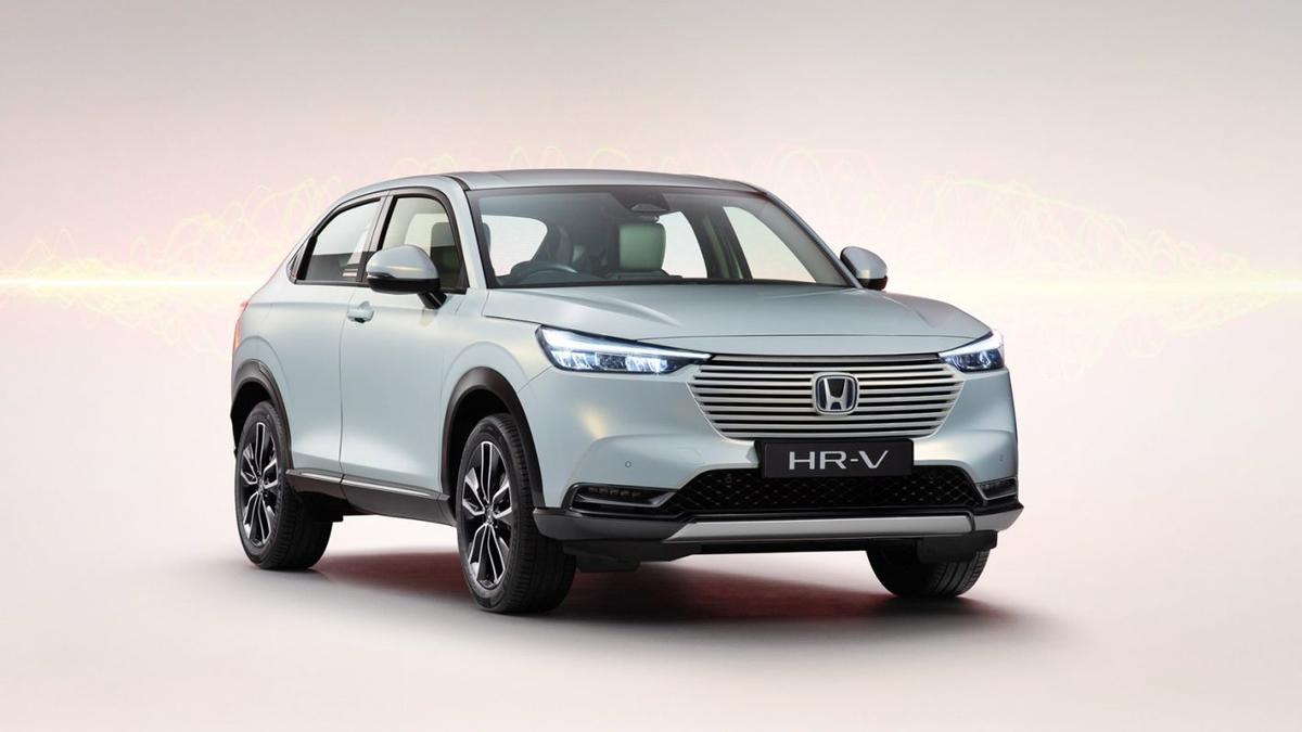 Llega el nuevo Honda HR-V e: HEV