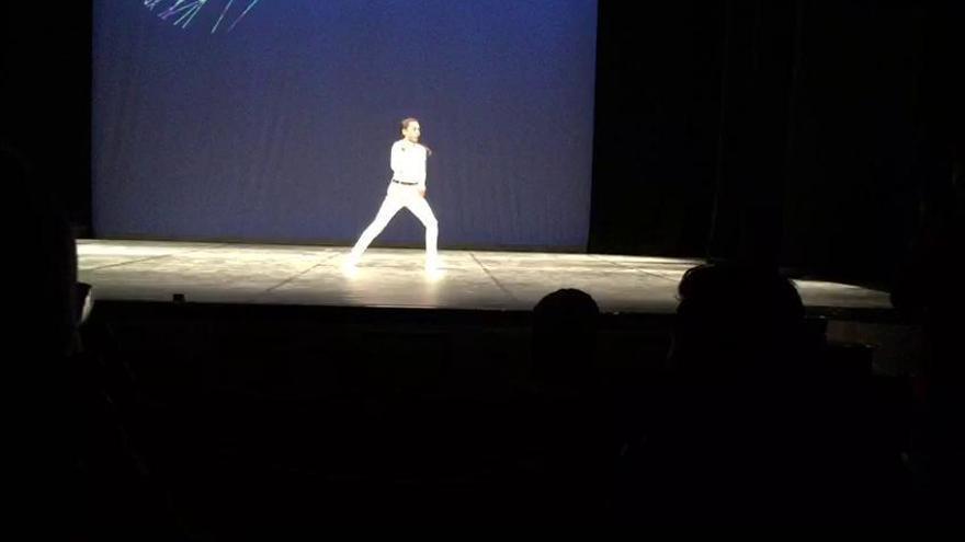 La ballarina manresana Tània Cornet passa a la final del concurs Dance Wordcup Spain