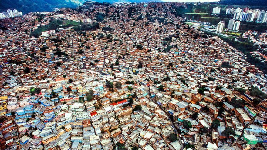 Los cinco barrios más peligrosos del mundo