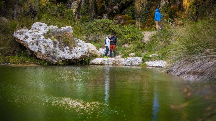 La DPZ retoma sus rutas senderistas con guía para conocer la riqueza natural de la provincia