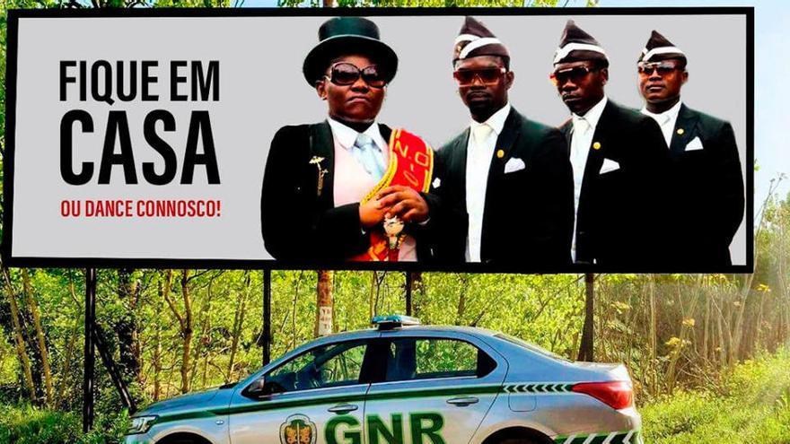 «Els africans del taüt»: el mem més famós del moment que trenca fronteres
