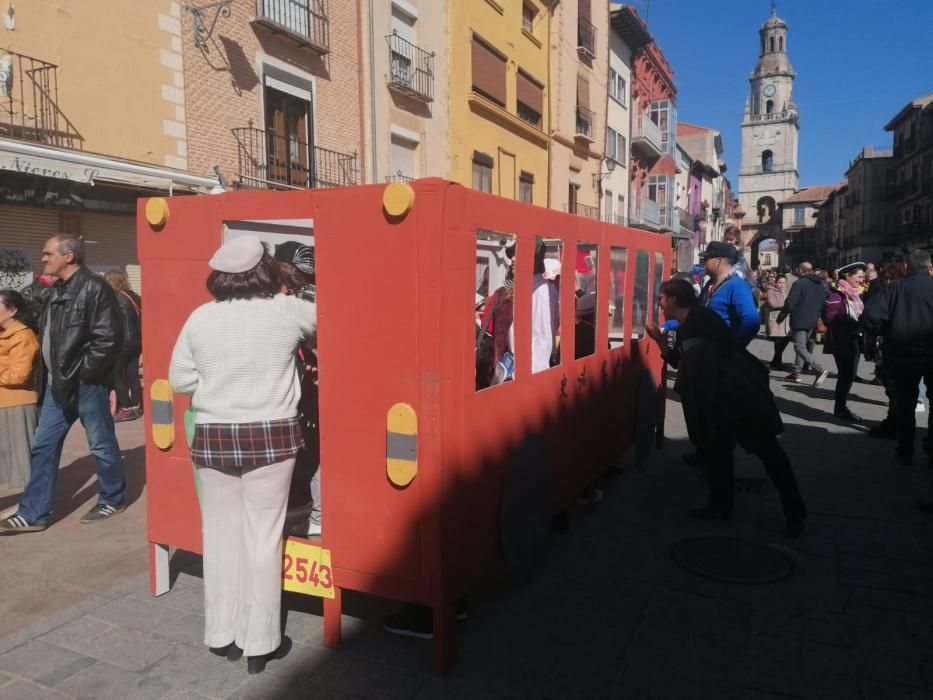 Concurso de parodias de Toro.
