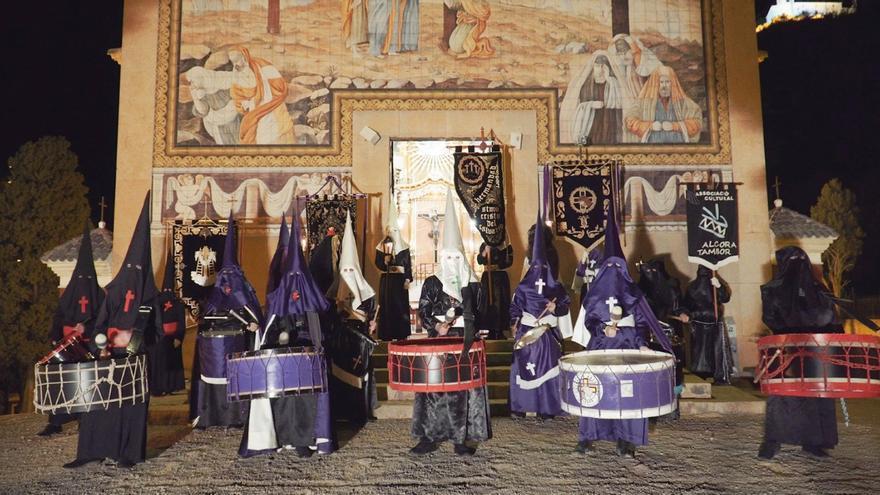Emotivo homenaje a la Semana Santa en L'Alcora
