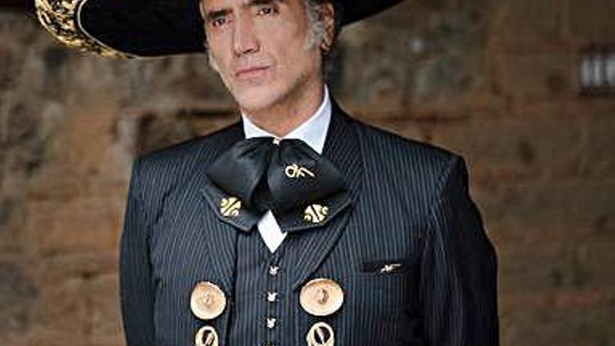 El artista Alejandro Fernández presentará su disco  el 6 de diciembre en el Coliseum