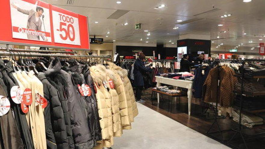 Les vendes de Comertia cauen un 15,2% al desembre tot i la campanya de Nadal i Reis