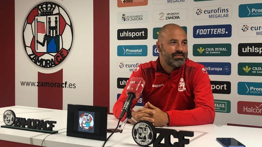 El Zamora CF se presentará ante la Cultural Leonesa con 11 bajas
