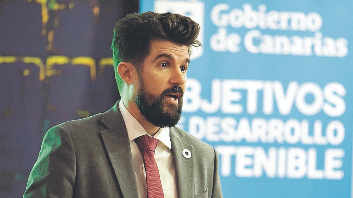 David Padrón Marrero.