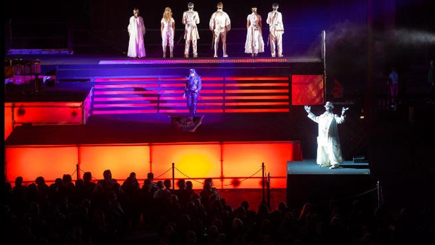 Clapso representará 'Don Juan' en Santa Ana este año