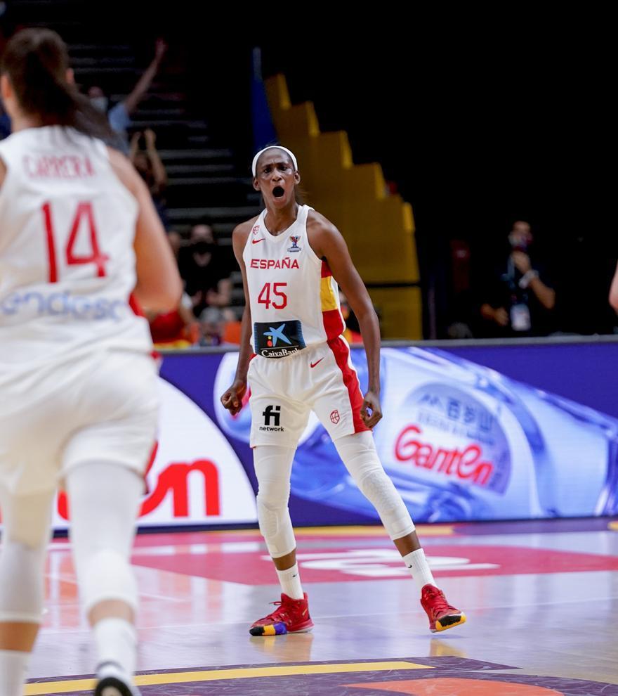 España se saca la espina en el Eurobasket ante Suecia