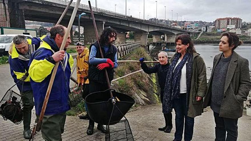 Europa asumirá el 80% del coste del saneamiento de la ría de O Burgo