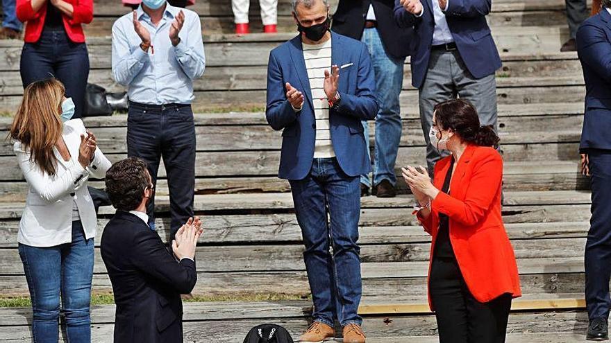 Casado aplaudeix que Toni  Cantó vulgui «defensar Espanya i la llibertat»