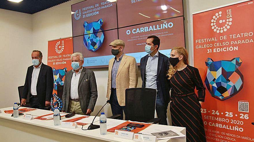 Fetega lleva a O Carballiño espectáculos en gallego y producidos en esta comunidad