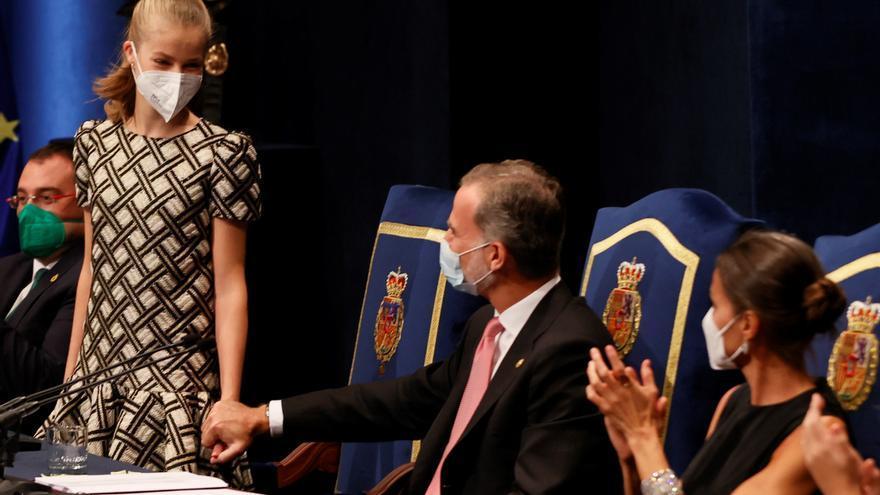 Galería: así ha sido la ceremonia de entrega de los Premios