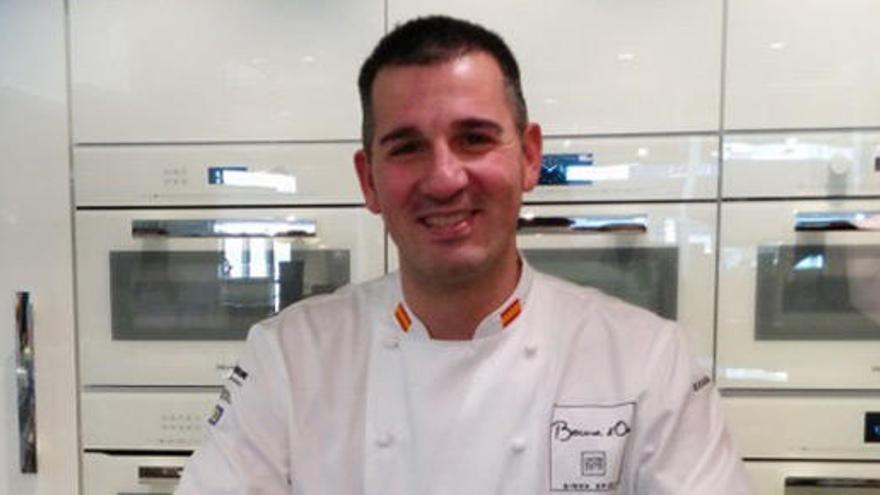 Muere el cocinero Alberto Moreno