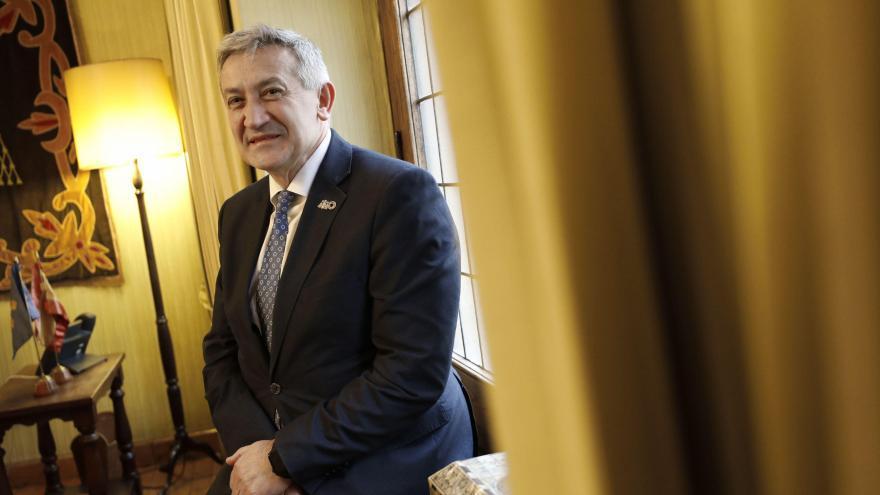 Aplazadas las elecciones al rectorado de la Universidad de Oviedo