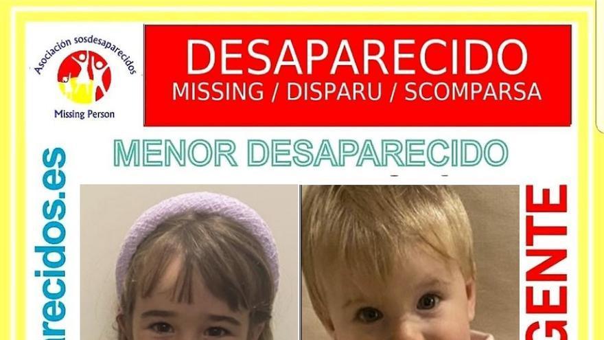 Se cumplen siete días de la desaparición de Gimeno y sus hijas en Tenerife