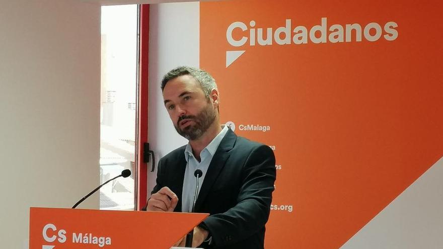"""Díaz: """"Ciudadanos ha cambiado Andalucía con su apuesta por la modernidad, la regeneración y la libertad económica"""""""