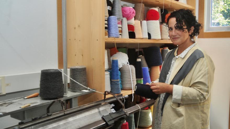 Entre lusco e fusco, sobre moda y arte en la Galicia de los 80