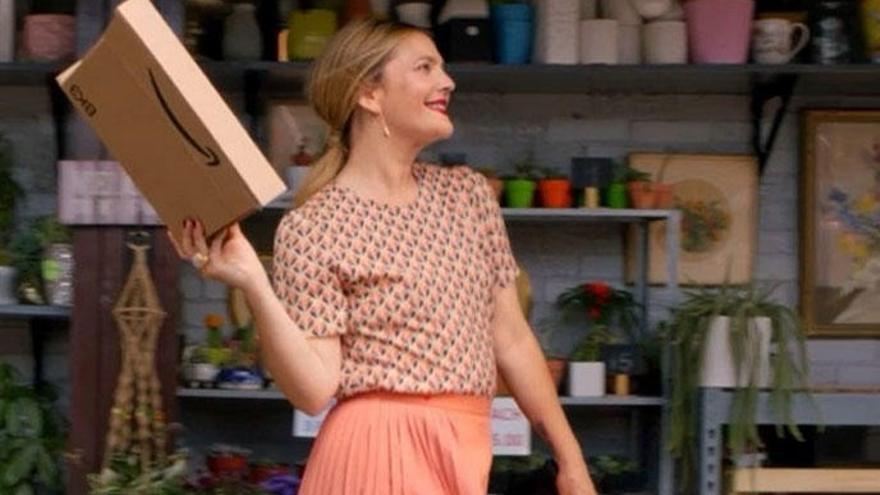 Así es la colección de Drew Barrymore para Amazon Fashion