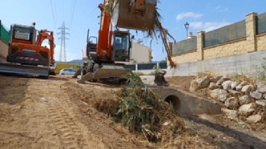Alhaurín de la Torre invierte 200.000 euros en prevenir los daños por lluvias