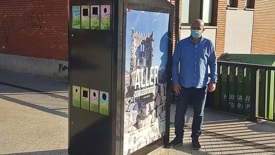 El Ayuntamiento de Aller refuerza su red de reciclaje