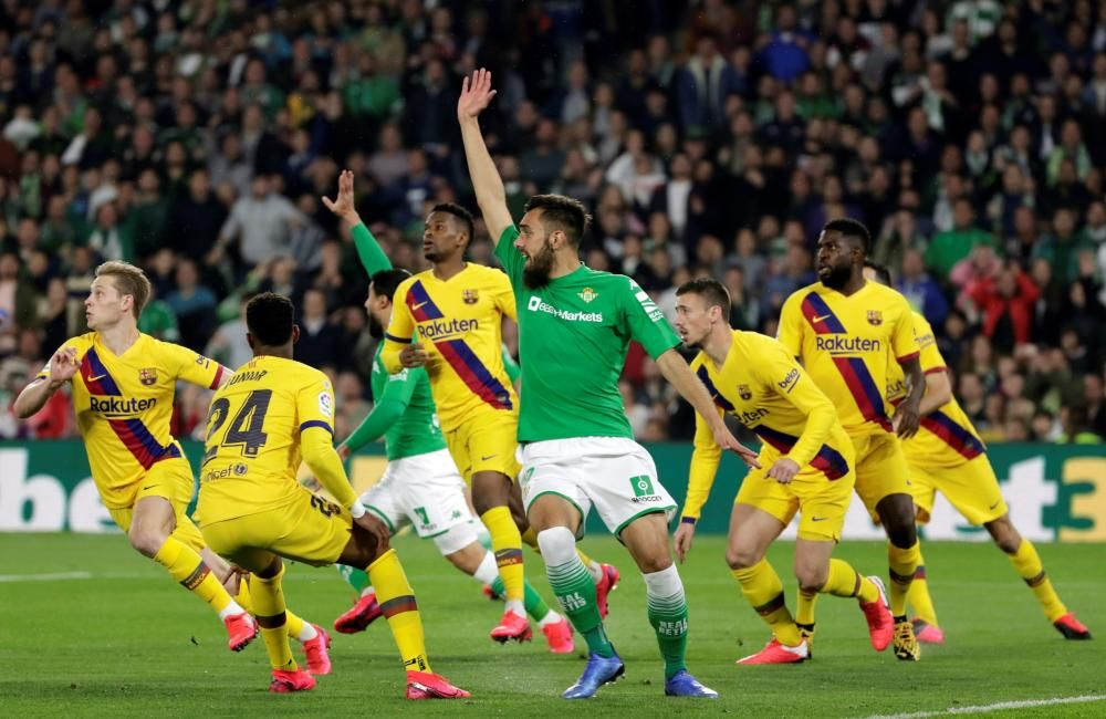 GALERIA   Betis - Barça