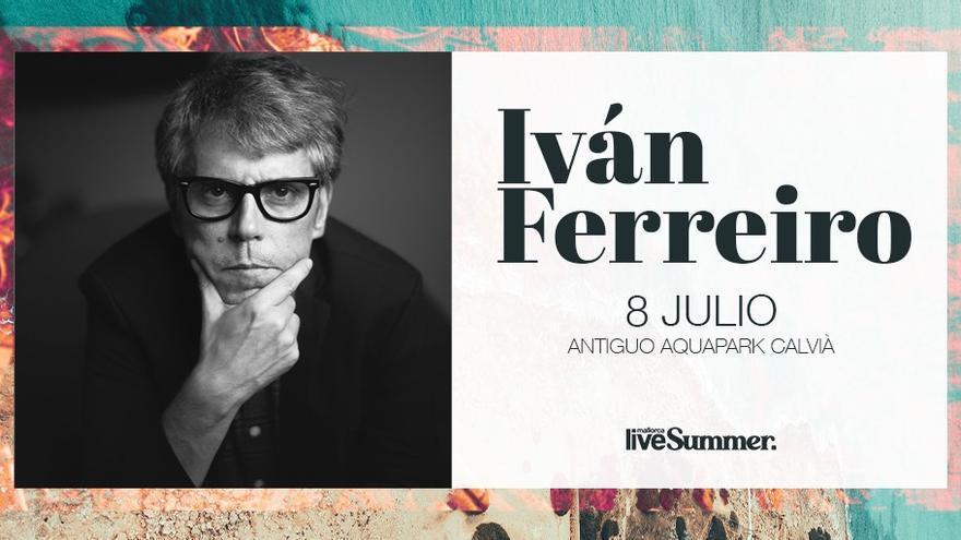 Mallorca Live Festival - Iván Ferreiro