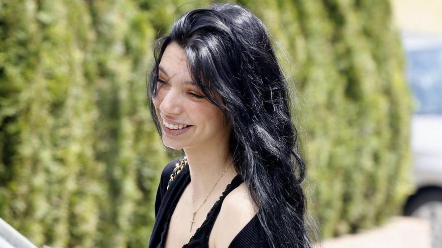 Alejandra Rubio presume de cuerpo con su primer posado veraniego