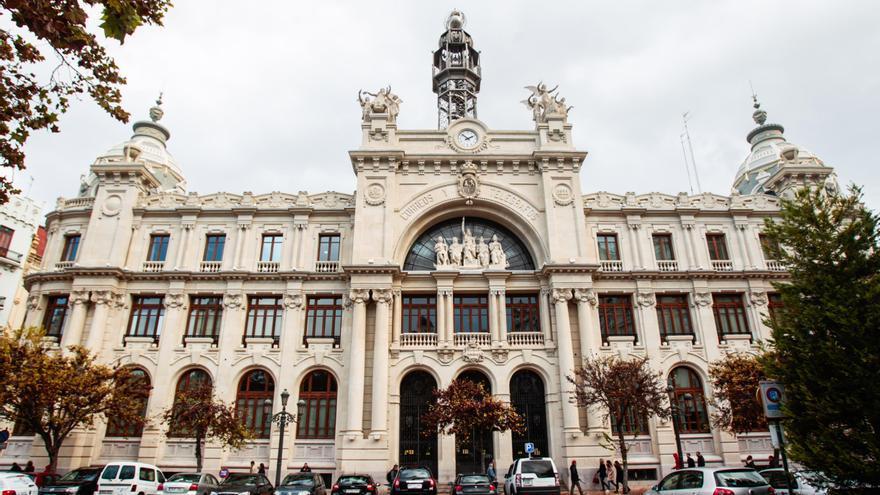 Cs propone pedir la cesión del edificio de Correos para uso cívico-cultural