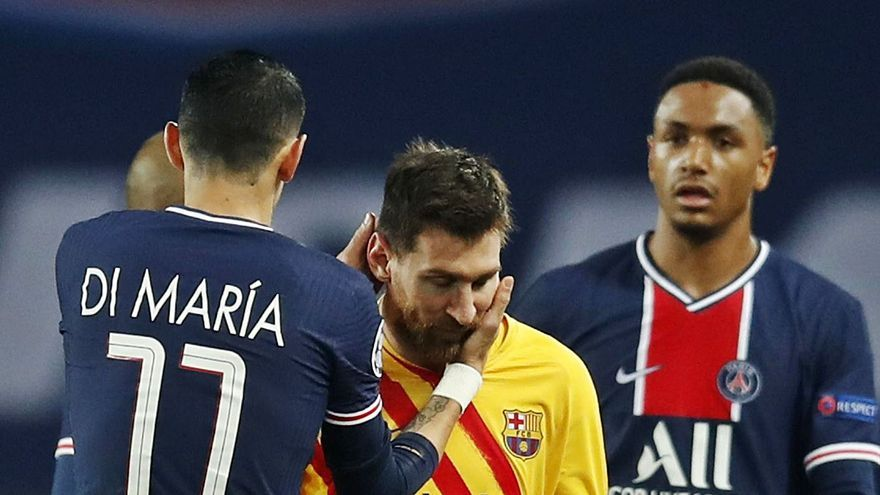 El Barcelona se estrella contra la lógica