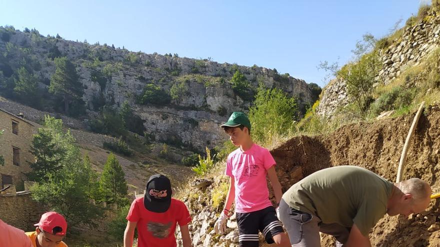 Els alumnes de l'IES Vilafranca organitzen el programa 'Natura'
