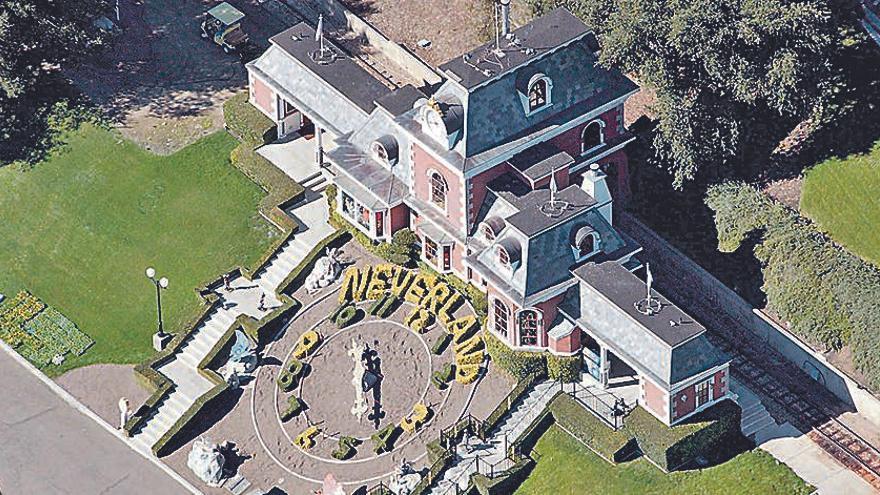 Vendido el rancho Neverland, de Michael Jackson, por 22 millones de dólares