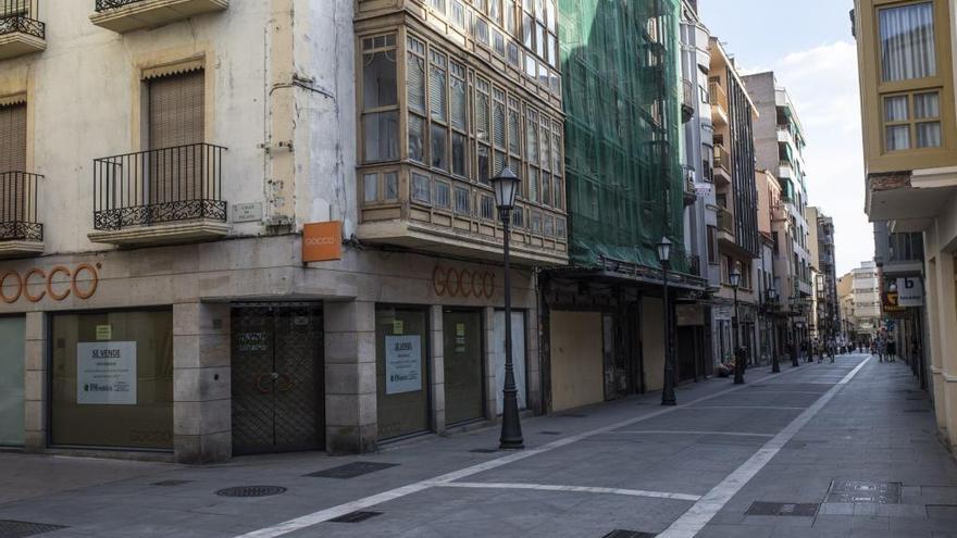 Calles cerradas por falta de clientes: radiografía de la economía zamorana