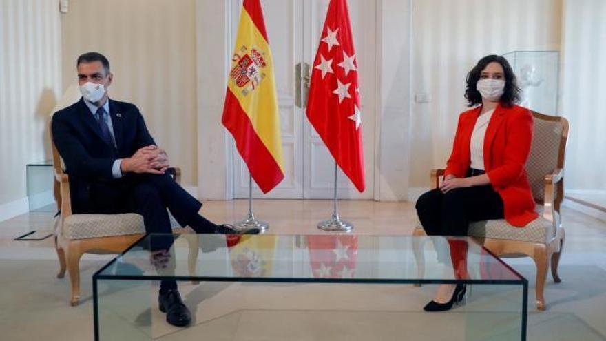 Díaz Ayuso quiere volver al confinamiento por zonas básicas tras el estado de alarma en Madrid