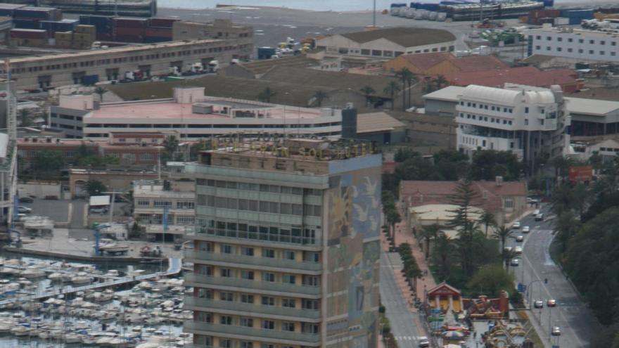El (los) rascacielos y la modernidad