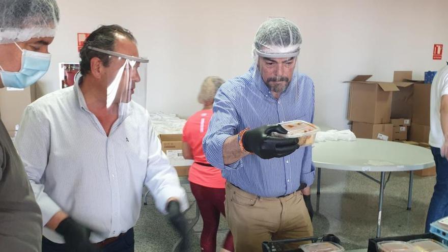 Alicante Gastronómica ha repartido ya 17.000 menús a personas sin recursos