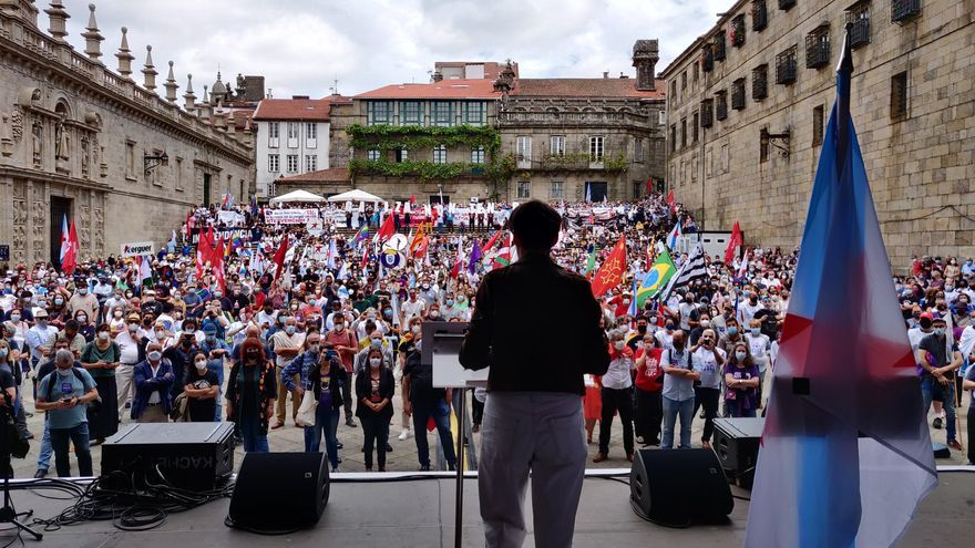 Pontón defende un novo status de nación para Galicia