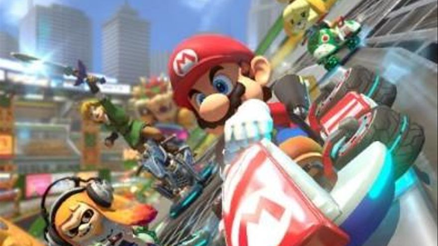 'Mario Kart 8 Deluxe' mostra les seves característiques en un nou vídeo