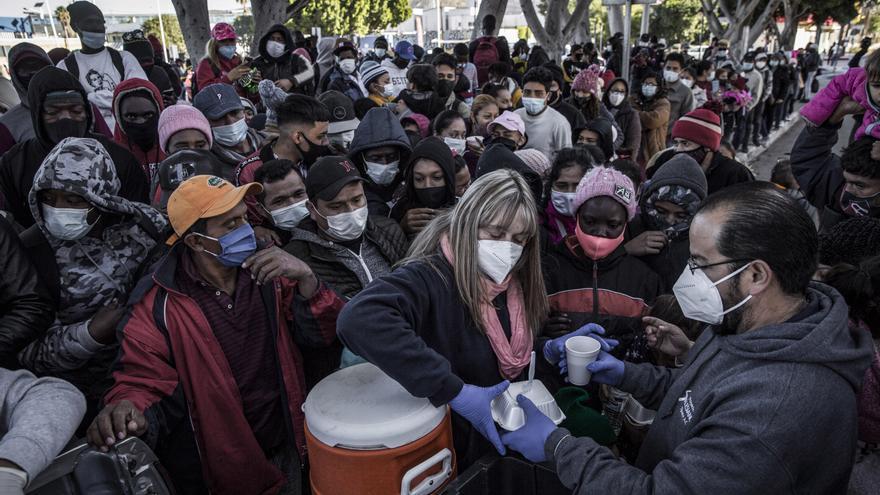 Los menores inmigrantes tutelados en EEUU bajan un 45% en dos semanas