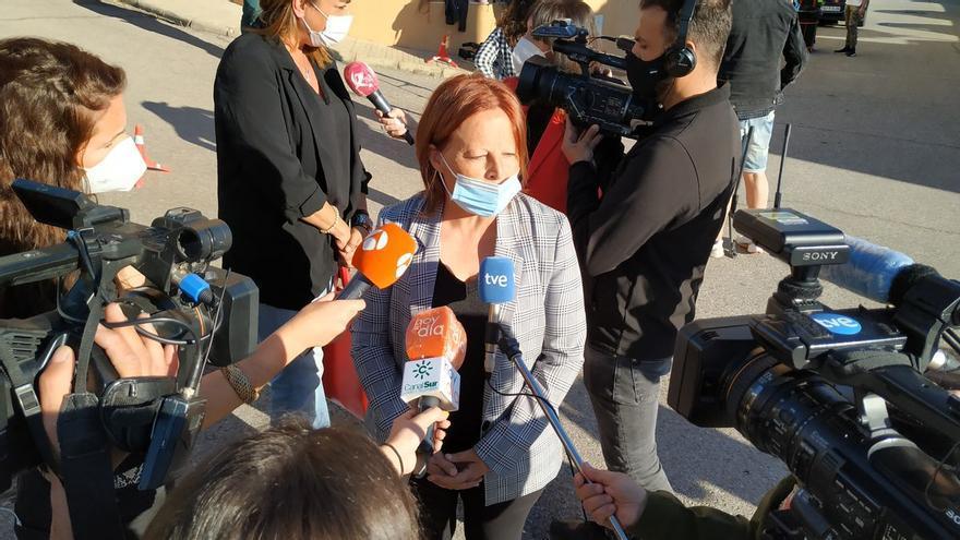 """Emilia Chavero, hermana de Manuela: """"Asesino, el pueblo no te quiere"""""""