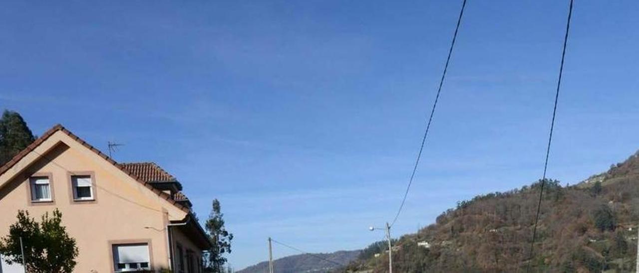 La localidad de Villar. J. R. SILVEIRA